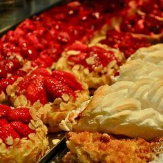 Saftiger Kuchen und köstliche Törtchen bei BäckerMann | creme berlin