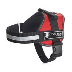 Plain K9 Trek Harness by Cool Dog Club | Pet Runway #petpinup #petrunway  #MyPetPinUp