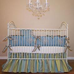 Windcrest Baby Bedding from PoshTots