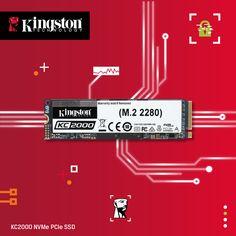 Fa-ti upgrade la PC! Ai SSD Kingston KC2000 500GB M.2 2280 NVMe PCIe la doar 399,99 lei, il iei direct din stoc magazin! Kingston Technology, Laptops, Letters, Letter, Laptop, Fonts, The Notebook, Notebooks, Calligraphy