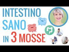 INTESTINO SANO in 3 MOSSE? Ecco COME FARE con i consigli di Simona Vignali - YouTube