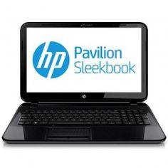 """Ordenador Portatil Hp Pavilion SleekBook 15.6"""" 15-b102ss D1N05EA por 365€.  La #vueltaalcole en Esmío http://www.esmio.es/vuelta-al-cole"""
