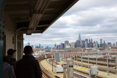 """The Red Hook stop is the highest subway station in the world, built at almost 9 stories tall and nearly 88 feet so that boats with tall masts sailing through the Gowanus Canal can clear the stop.""""Smith-9th Street is very unique,"""" said transit enthusiast Max Diamond. """"It's the highest station in the system, and offers some amazing views of the New York City skyline.""""Visitors can see the Statue of Liberty, as well as vistas of the Manhattan and Brooklyn downtowns.The stop also has a 14-foot…"""