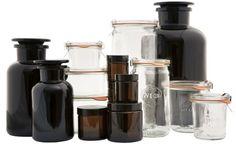 Flaskor och burkar - Organic Makers