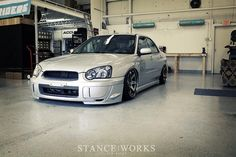 STi...scoopless...wingless..Oh yeah STEALTH mode!