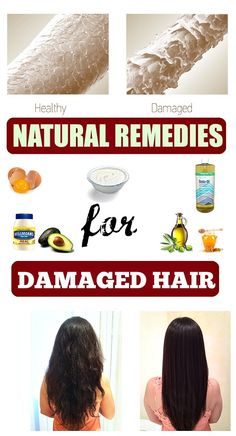 Natural Remedies for Damaged Hair - Instant Beautyify! Argan Oil For Hair Loss, Biotin For Hair Loss, Hair Loss Shampoo, Biotin Hair, Hair Remedies For Growth, Hair Growth Treatment, Hair Loss Remedies, Hair Treatments, Hair Mask For Damaged Hair