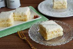 Receita de bolo gelado de leite ninho perfeito para um café da tarde com a família.