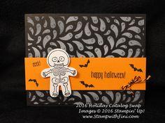Stampin Up Seasonal Decorative Masks Custom Seasonal Decorative Mask Background Card Featuring Stampin' Up Decorating Design