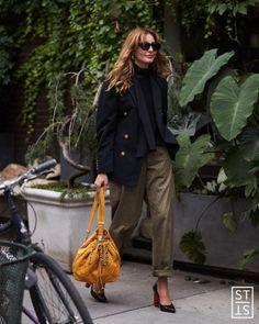 Working style #streetwear #streetstyle #autumnfashion