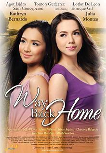 Way Back Home 2011  #Films, #Online, #Philippines