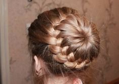 Instructions on how to do this easy and elegant hairstyle!