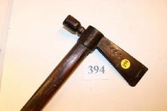 Pig Iron Pipe Tomahawk