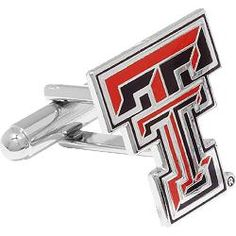 Cufflinks Inc. Texas Tech Red Raiders Cufflinks
