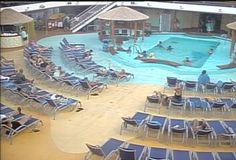 Carnival Breeze - Deck (Aft) Webcam / Camera