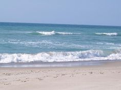 Emerald Isle - but beaches in general. Something about the ocean air!