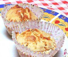 Muffins de queso! / Ponete el Delantal - Blog de cocina