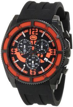 Rhino By Marc Ecko Men%27s E8M006MV Three Eye Chronograph Sport Inspired  Watch