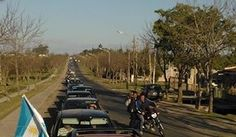 EL PERONISMO DEL DEPARTAMENTO LA PAZ CERRÓ CAMPAÑA EN SANTA ELENA - SANTA ELENA DIGITAL
