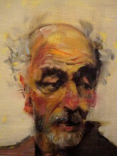 Portrait of James Krenov