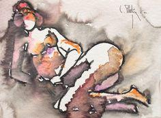 lupanar- Constantin Piliuță Moose Art, Animals, Painting, Animales, Animaux, Painting Art, Paintings, Animais, Animal