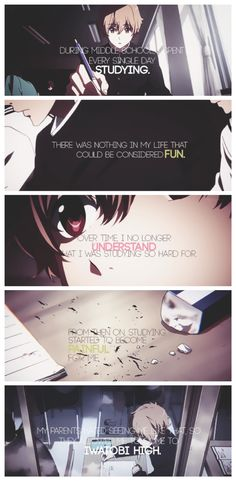 Ugh. When I started this show, I never thought I would have so many feels about Nagisa...