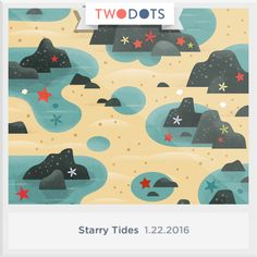 I unearthed the Lunar Pearl wading in the Starry Tides. Join me - playtwo.do/ts #TwoDots