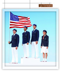 Ralph Lauren US Olympic Uniforms - Made in China