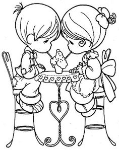 Precious Moments coloring pages. 95 Precious Moments pictures to print and color. Last updated : March Free Printable Coloring Pages, Coloring Book Pages, Coloring Sheets, Precious Moments Coloring Pages, Valentines Day Coloring Page, Illustrations, Digi Stamps, Coloring Pages For Kids, Kids Coloring
