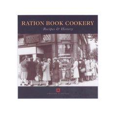 This book reproduces some of the many ingenious recipes which were developed to provide nutritious and tasty meals with the foodstuffs available such as Lord Woolton Pie, Mock Marzipan (made with haricot beans!), Sardine Fritters, Poor Man's Goose and Passion Dock Pudding (a 'square meal' made with dock leaves!)