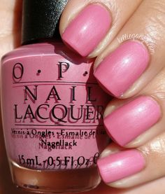 OPI — Just Lanai-ing Around (Hawaii Collection Great Nails, Fabulous Nails, Simple Nails, Classy Nails, Opi Nail Polish, Opi Nails, Nail Polishes, Colorful Nail Designs, Simple Nail Designs