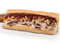D'Angelo's #Thanksgiving Toasted Sandwich Is a New England Gem. #fastfood