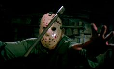 Friday the 13th Part 3...Jason Voorhees