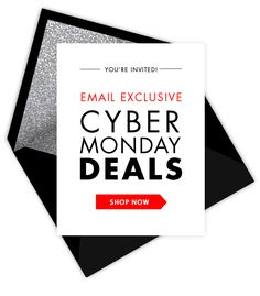 VIP Only: Early Access to Cyber Monday Deals!