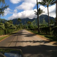 Hanalei. If I close my eyes. I'm there :)
