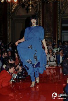 Fashion show Tan Guidicelli Soir spring/summer 1977