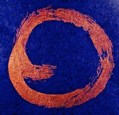 crackling campfire/the comet's tail/streaks toward morning  (haiku and enso by susan)