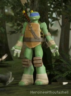 """I got: """"I'm impressed! You're a pro! Nice work, shellhead!"""" (15 out of 15! ) - TMNT quiz!"""