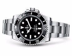 Rolex Submariner Steel Black Dial