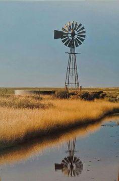 Panhandle Of Texas. Farm Windmill, Windmill Decor, West Texas, Texas Usa, Texas Farm, Texas Ranch, West Virginia, Cabana, Old Windmills