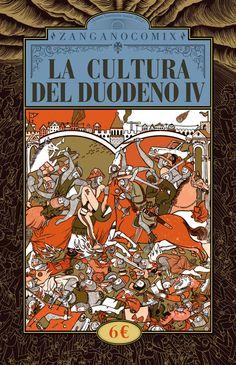La cultura del duodeno IV Comic Books, Humor, Cover, Art, Culture, Art Background, Drawing Cartoons, Humour, Moon Moon