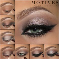 "14k Likes, 85 Comments - Motives Cosmetics Official (@motivescosmetics) on Instagram: ""The perfect shimmery smokey eye look for the holidays by @theamazingworldofj using Motives!❤️ Eye…"""