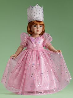 "18"" GLINDA, THE GOOD WITCH OF THE NORTH Outfit - Expected to arrive 4th quarter! 