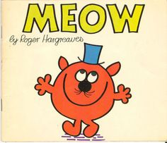 MEOW - Roger Hargreaves - Timbuctoo Series - 1978