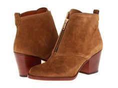 Marc by marc jacobs Crosta Ankle Boot in Brown (tan) | Lyst