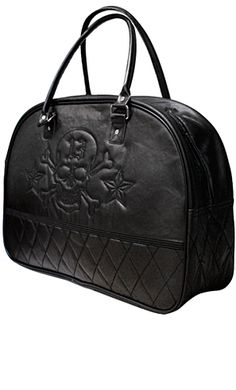 Could use to carry work items around..  skull brief case? Lol