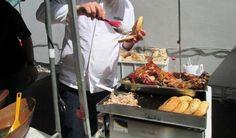 Férias e Food Trucks - A combinação perfeita de lazer e comida boa.