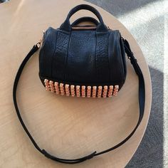Alexander Wang Rockie In Pebbled Rose Gold Pure perfection- brand new Alexander Wang Bags Crossbody Bags