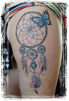 Tatuaż zrobiony w salonie BlackLine Busko-Zdrój