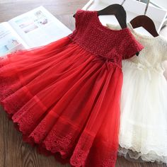 Girls Dresses 2019 Fashion Girl Dress Lace Floral Design Baby Girls Dress Kids Dresses For Girls Casual Wear Children Clothing - Baby clothing boy, Baby clothing girl, Gender neutral and baby clothing 8 Years Girl Dress, Toddler Girl Dresses, Girls Dresses, Flower Girl Dresses, Flower Girls, Baby Dress, The Dress, Dress Lace, Mesh Dress