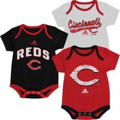 Cincinnati Reds Clothing For Babies